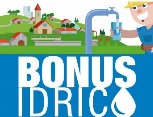 Comune di Pontassieve: bonus idrico 2020