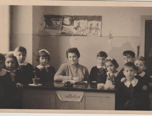 Sara Cerrini, la maestra che avrebbe compiuto 100 anni