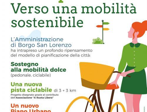Mobilita' a Borgo San Lorenzo: la tua opinione