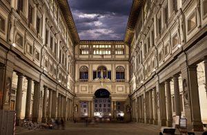 Gli-Uffizi-di-Firenze