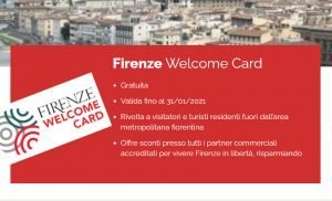 firenze-welcome-card