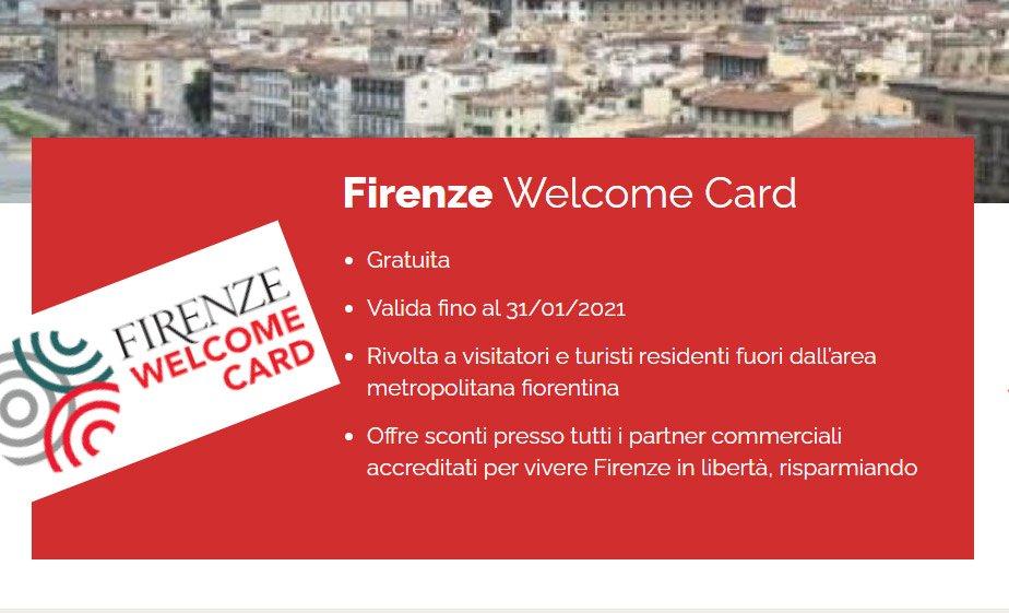 firenze-welcome-card