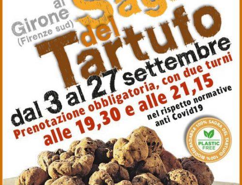 36a edizione della Sagra del Tartufo al Girone