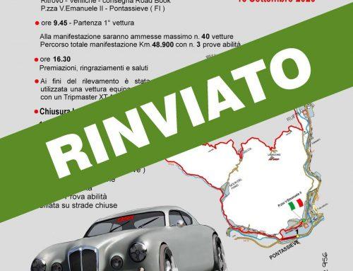 Concorso dinamico non competitivo per Auto storiche e moderne