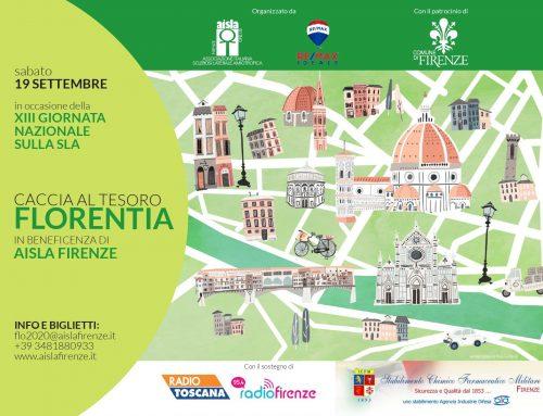 Caccia al Tesoro Florentia di AISLA Firenze