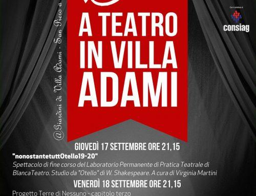 San Piero a Sieve: tre giorni dedicati al teatro