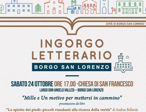 Borgo San Lorenzo: Il 24/10 si parla di viaggi e di cammini