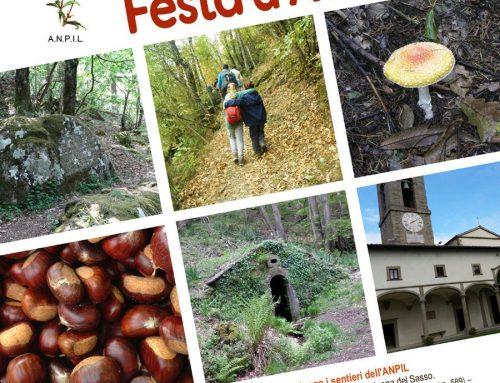 Pontassieve: Festa d'autunno, escursione Area naturale protetta