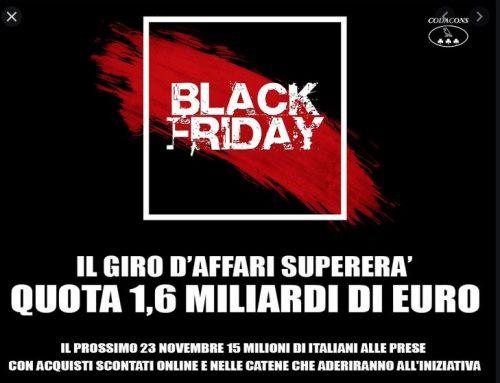 Black Friday: acquisti sicuri, i consigli dei consumatori