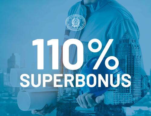 Superbonus 110%, online il sito dedicato