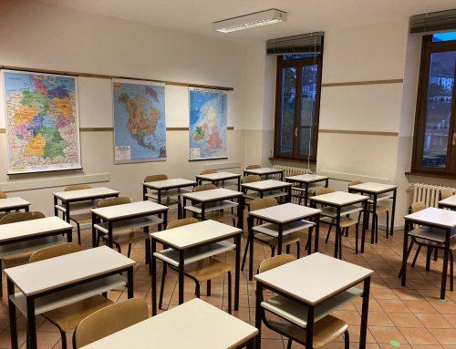 Scuola Media di Rufina: si completano i lavori di messa in sicurezza