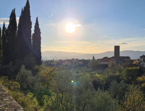"""""""Il Cammino della Setteponti""""ha ricevuto un finanziamento della regione Toscana"""
