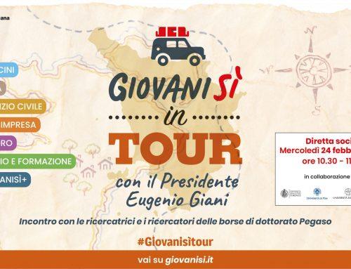 Il presidente Giani in tour con Giovanisì