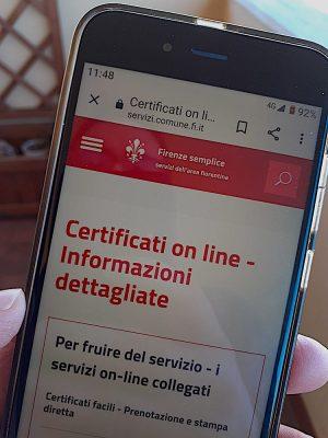 certificati smartphone
