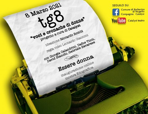 8 marzo 2021 : le iniziative a Barberino