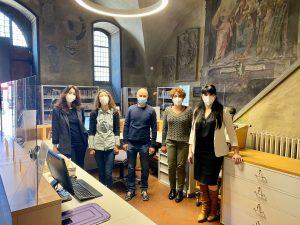 Biblioteca Borgo San Lorenzo