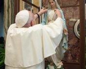 Papa pellegrinaggio Maria