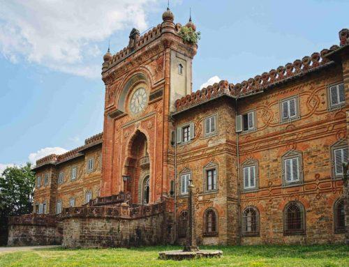 Il Castello di Sammezzano celebra la Festa dell'Europa