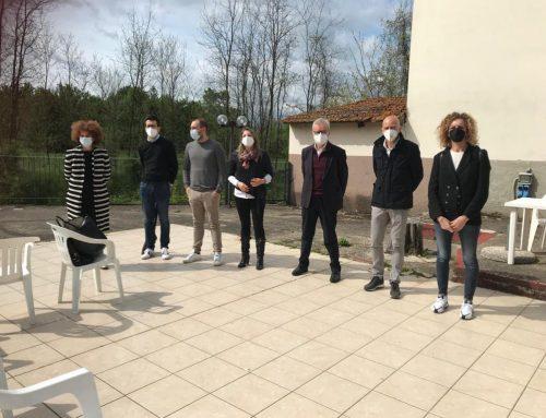 Reggello-Castelfranco Piandiscò: nuova viabilità a Vaggio