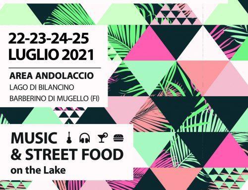 "Torna ""Flood"", musica e street food a Bilancino"