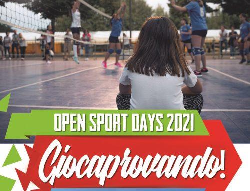 Borgo San Lorenzo: tornano le settimane aperte dello sport