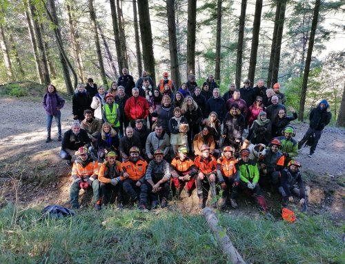 Montagne Fiorentine Model Forest 13 – 14 – 15 October 2021