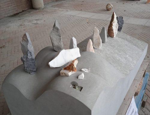 San Piero a Sieve: danneggiata un'opera del Simposio di Scultura